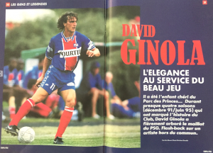 El Magnifico David Ginola