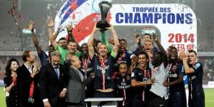 Et un nouveau Trophée des champions pour le PSG !