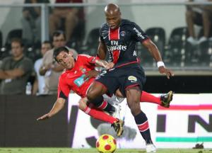 Pancrate, double buteur face au Benfica