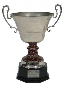 le trophée du tournoi de Paris en 1989