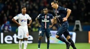 le PSG d'Ibrahimovic à la poursuite de l'OM