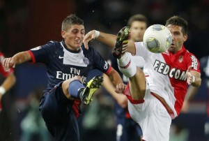 Monaco-v-PSG