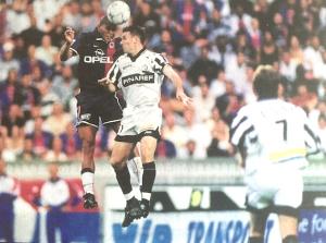 le record pour Rennes sans les années 2000