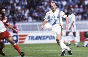 le capitaine parisien Bruno Germain