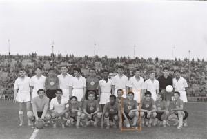 Lukic en 1959, déjà sous les couleurs du Partizan