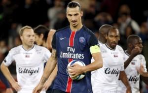 Ibrahimovic-Guingamp