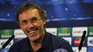 Laurent-Blanc PSG-
