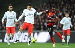 Guingamp-PSG en 2014