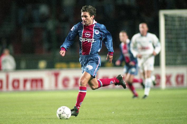 Image result for Leonardo psg 1996