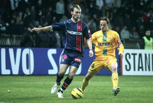 le début de la série en mars 2005, avec Ljuboja