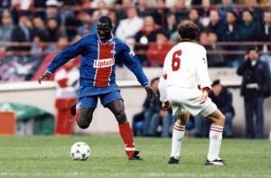 Weah face à Milan : le dernier match européen de Mister George au PSG