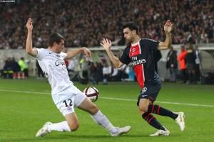 en 2011-2012, le PSG comptait 29 points après la victoire face à Brest, un record déjà égalé cette saison par les Parisiens