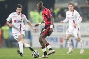 4 novembre 2006 : Lyon tombe... à Rennes