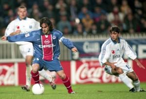 Marco Simone en action