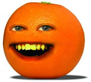 Orange amère !!