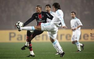 le PSG d'Hoarau s'était incliné face à l'OM au Parc des Princes (1-3) lors de la saison 2008-2009