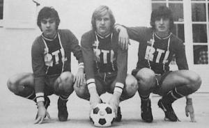 """Brisson, Justier, Pilorget : les premiers jeunes """"mousquetaires"""" du PSG"""