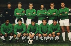 le SCO d'Angers en 1971