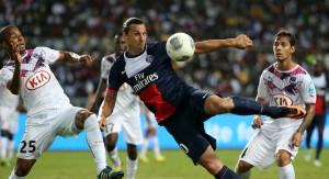 le PSG et Ibra n'avaient échoué qu'à un point du record lors de la saison 2013-2014