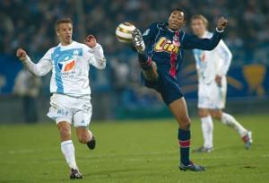 Edouard Cissé en duel avec Pedretti