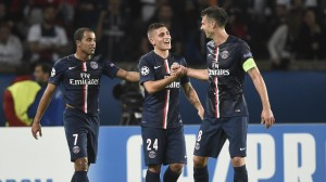 Verratti-Thiago Motta, duo presque invincible à Paris