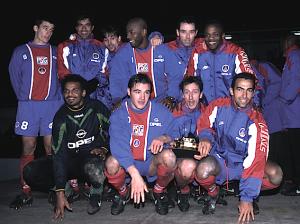 3 janvier 1996 : le PSG remporte le premier Trophée des champions contre Nantes