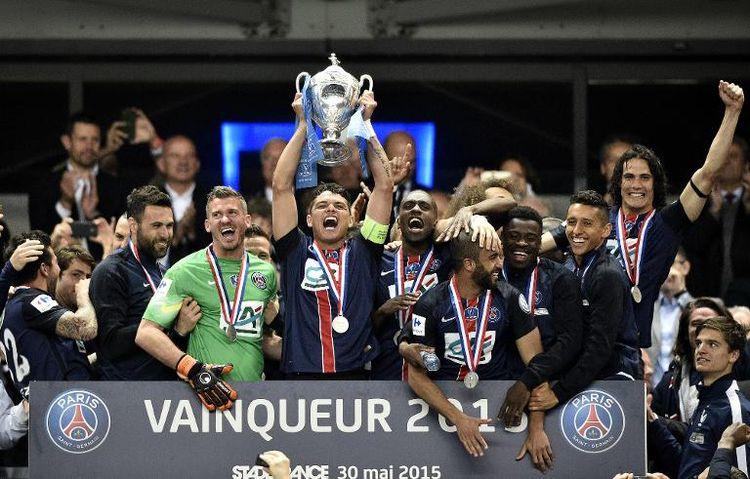 De france psg le sp cialiste - Coupe de france 2014 2015 ...