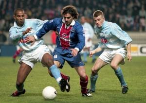 Strasbourg, jamais vainqueur face au PSG au Parc des Princes