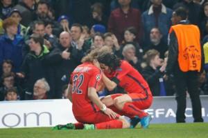David Luiz, le but de l'espoir