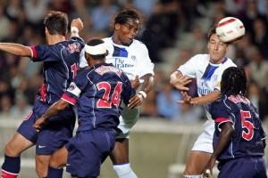 Didier Drogba, bourreau du PSG avec Chelsea