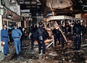 Paris a peur après l'attentat aux Champs-Elysées