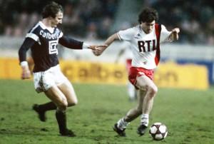 Bordeaux, la dernière élimnation en 1986