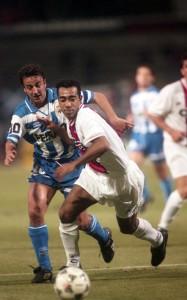 Patrice Loko en action