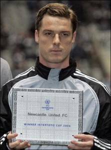 le trophée Intertoto 2006 pour Newcastle