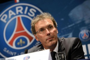 Laurent Blanc, déjà dans le top 3 à Paris