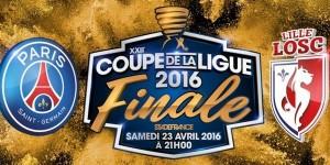 22eme finale pour le PSG contre Lille