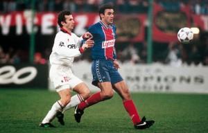 Savicevic trop fort pour Ricardo et le PSG