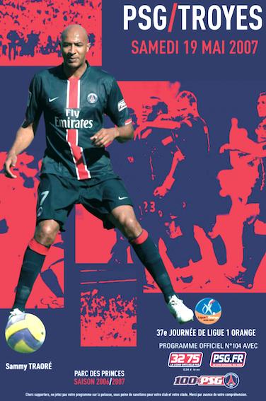 paris canal-historiquele match du jour  19 mai 2007   psg-troyes  maintien assur u00e9