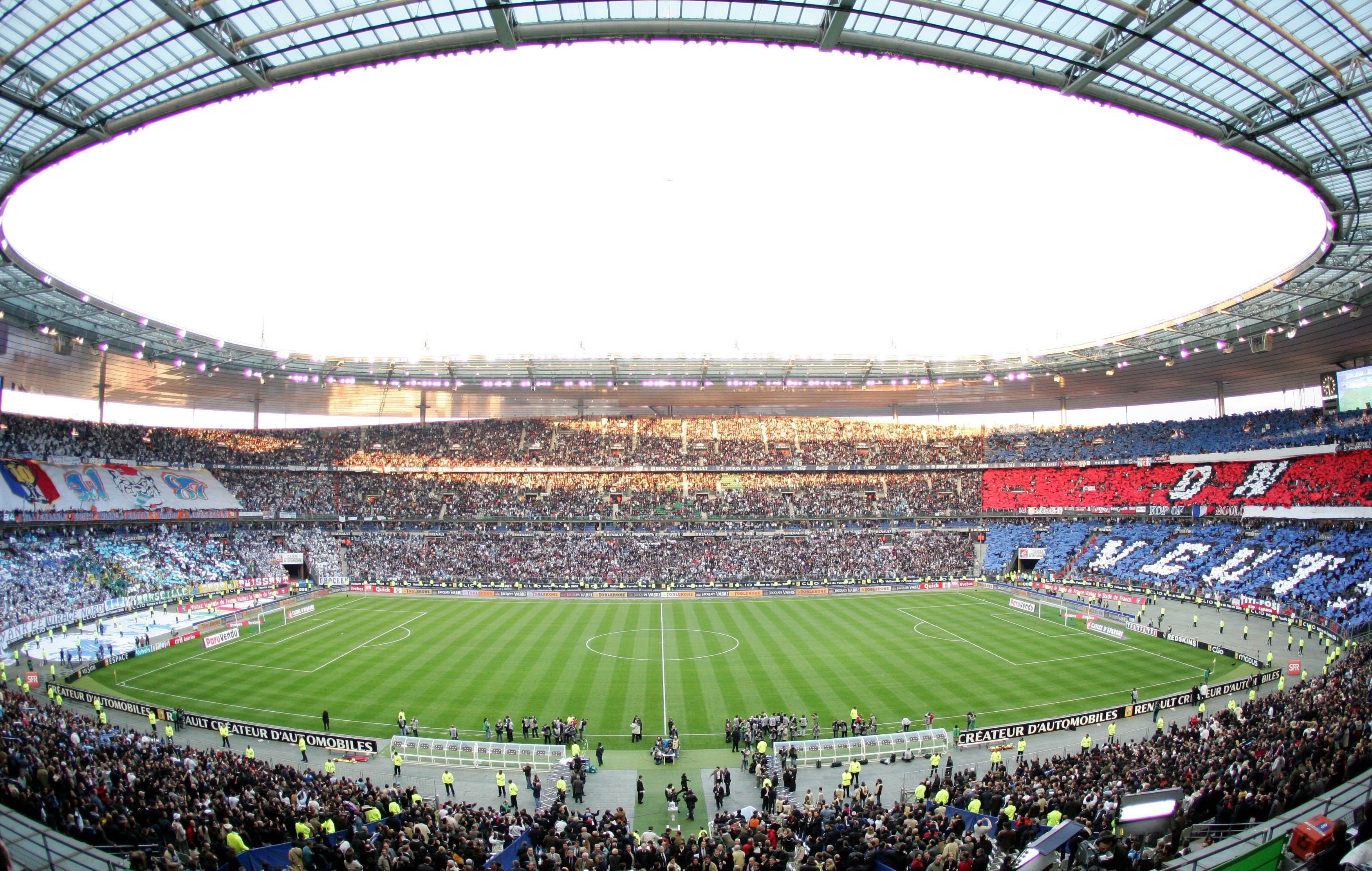 Au stade de france pour le psg acte 15 - Stade de france coupe de france ...