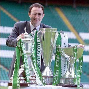 le triplé pour le Celtic Glasgow