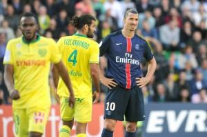 Record égalé face à Nantes pour la der d'Ibra en L1 ?