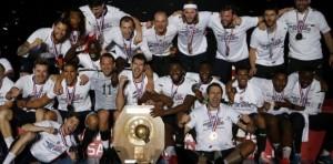 PSG hand, seulement deux trophées