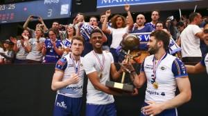 le Paris Volley, de nouveau au sommet