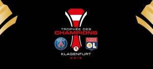 PSG-Lyon, affiche du Trophée des champions