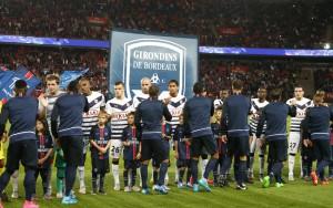PSG-Bordeaux au Parc, acte 50