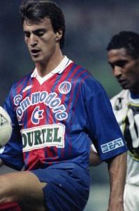 du jamais vu au PSG depuis l'équipe de Ginola en 1993-1994