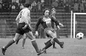 Leonetti contre Toulouse en 1973