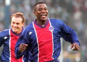 Ngotty, héros du PSG en mai 1996
