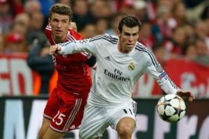 Le Real Madrid et le Bayern Munich au coude à coude