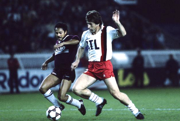 but du jour 8 novembre 1985 safet susic contre metz. Black Bedroom Furniture Sets. Home Design Ideas